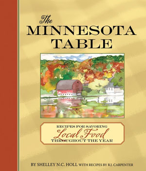 The Minnesota Table: A book review and giveaway!