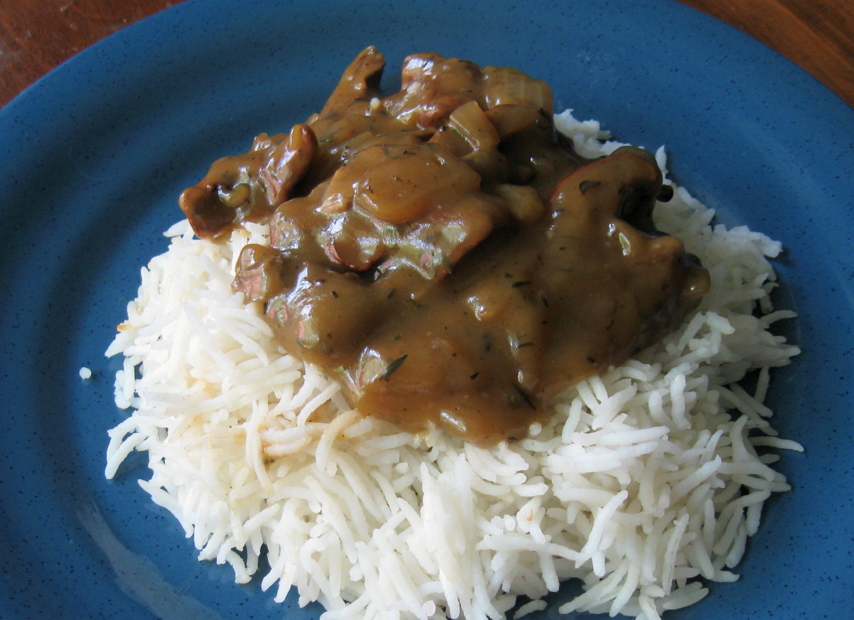 Wild Mushroom Sauce (plus, how to cook with dried ...