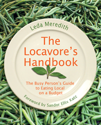 The Locavore's Handbook: A review & giveaway