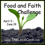 Food & Faith Challenge: Advocacy
