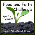 Food & Faith Challenge: Now What? {Reader clicky poll!}