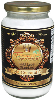 Tropical Traditions Coconut Oil Giveaway!