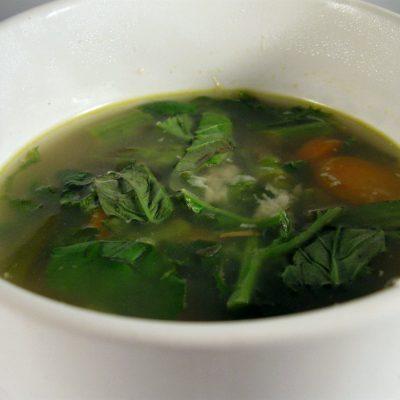 Spring Celebration Soup