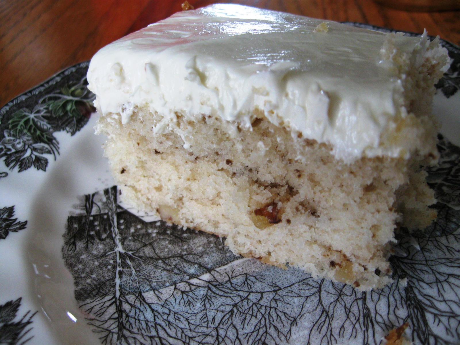 Black Walnut Cake - Wholistic Woman