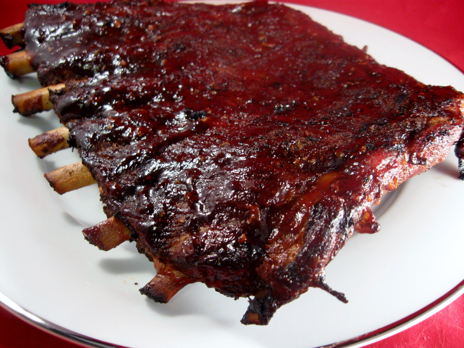 Barbeque Rib Sauce - Wholistic Woman