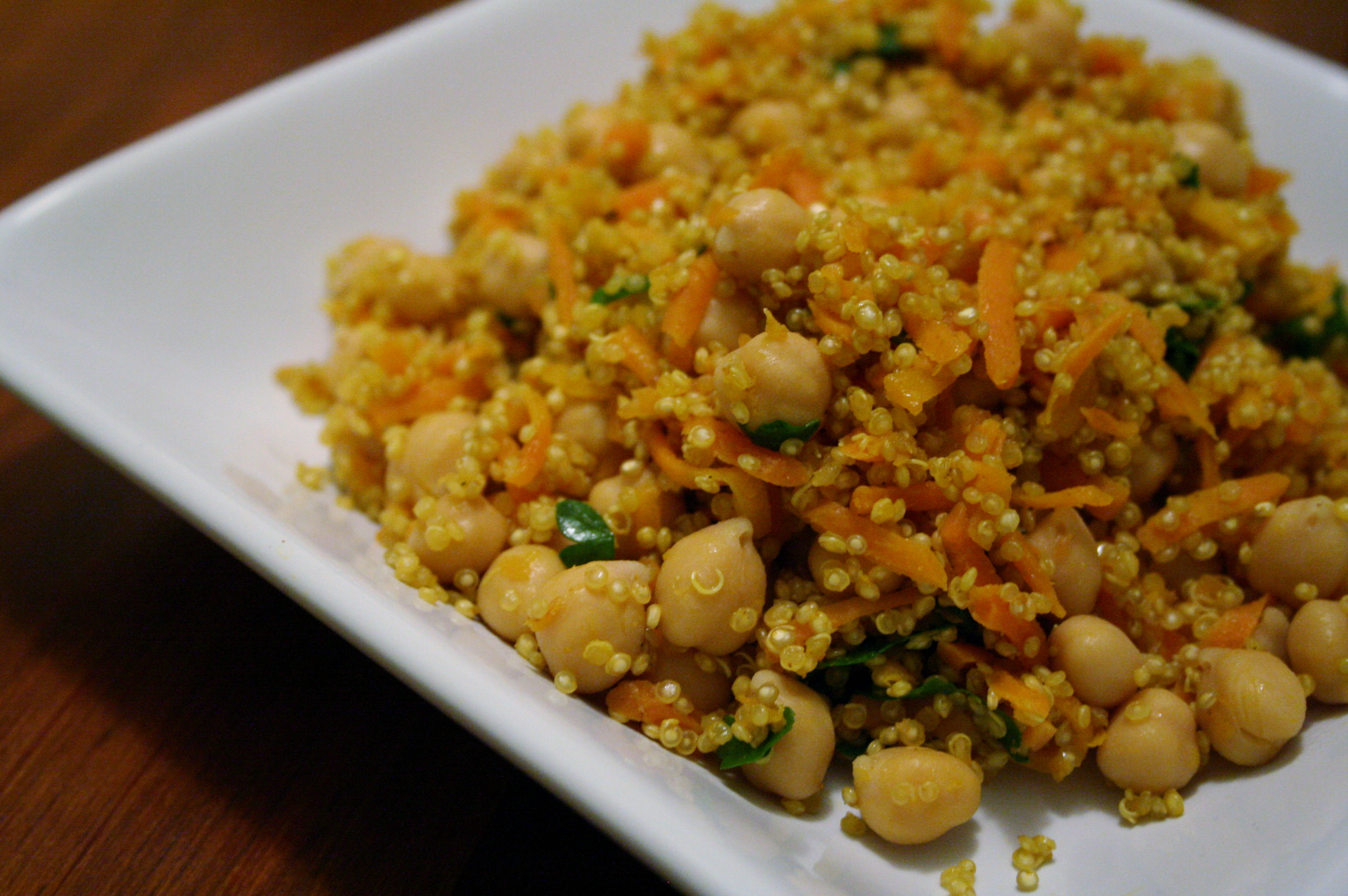 couscous with chickpeas fennel and citrus recipe dishmaps
