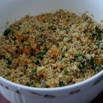 Golden Couscous with Pine Nuts