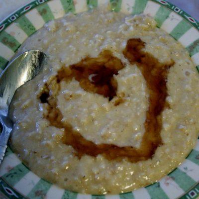 Troy's Oatmeal