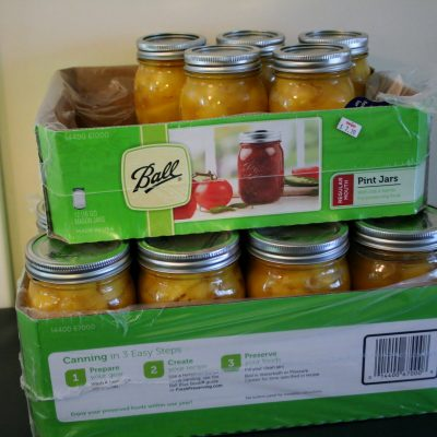 10 Canning Tips I Learned When Canning Peaches