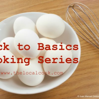 Back to Basics Cooking Series Coming in January!