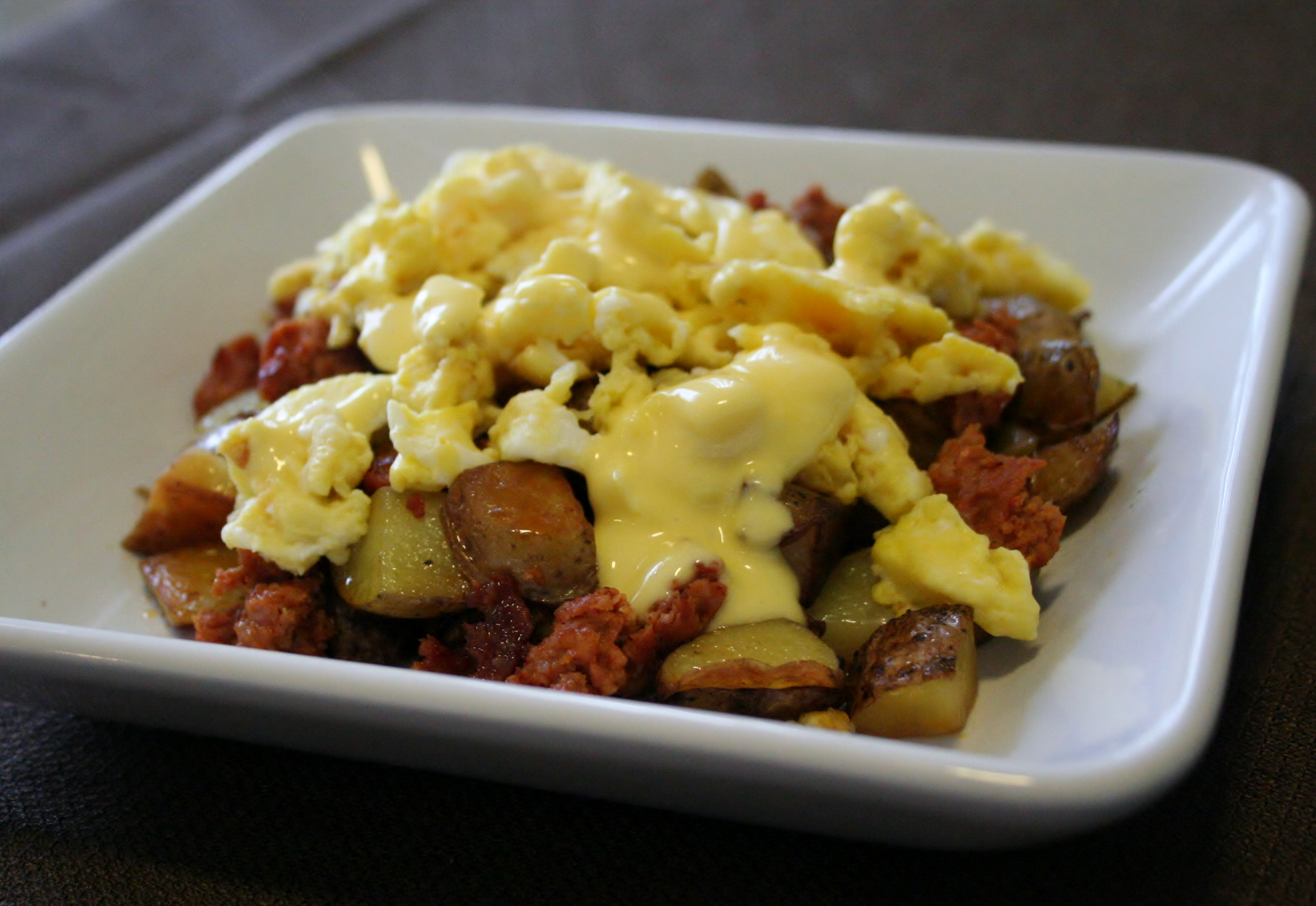 Chorizo Breakfast Skillet - Wholistic Woman
