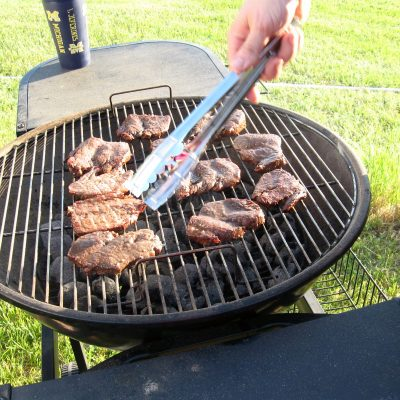 Grilling 101: A Confession