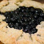 Blueberry Tart/Galette