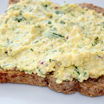 Fennel Egg Salad