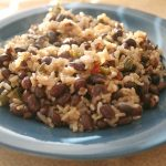 Black Bean and Rice Skillet