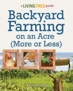 Backyard Farming on an Acre or Less {Book Review}