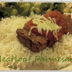 Meat Loaf Parmesan