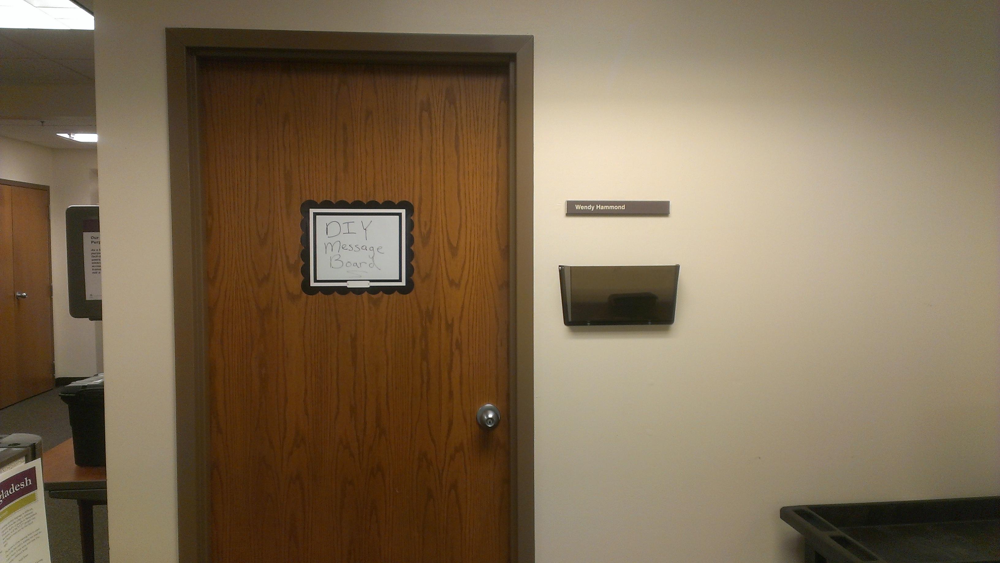 металлическая дверь для входа в офис