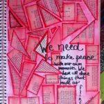 Art Journaling #AddJoy