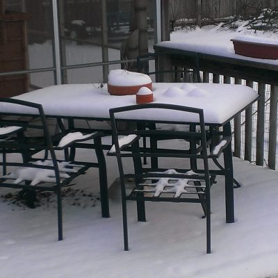 First Day of Spring in Michigan