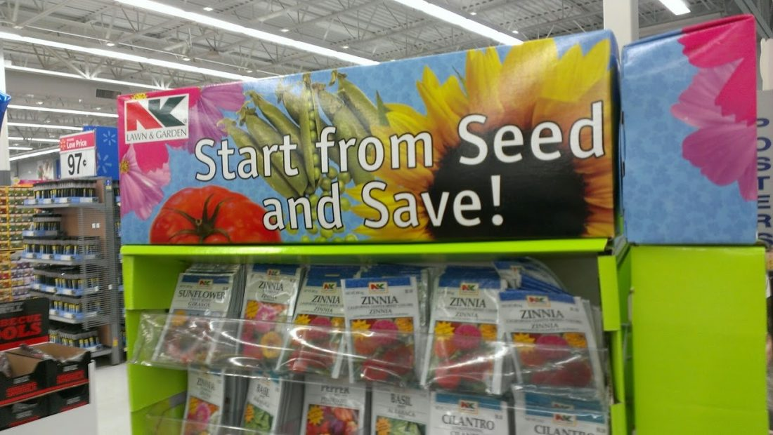 Seed Starting With #GELighting - 2
