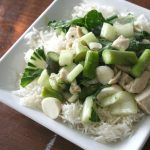 Spring Chicken Stir Fry