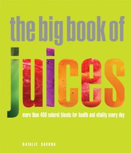 The Big Book of Juices {Book Review}