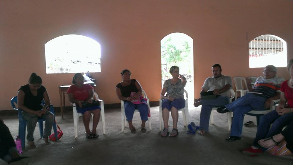 These women in Leon have had a workshop about preventing and recognizing exploitation and trafficking. They are now working hard and have already rescued three young women!