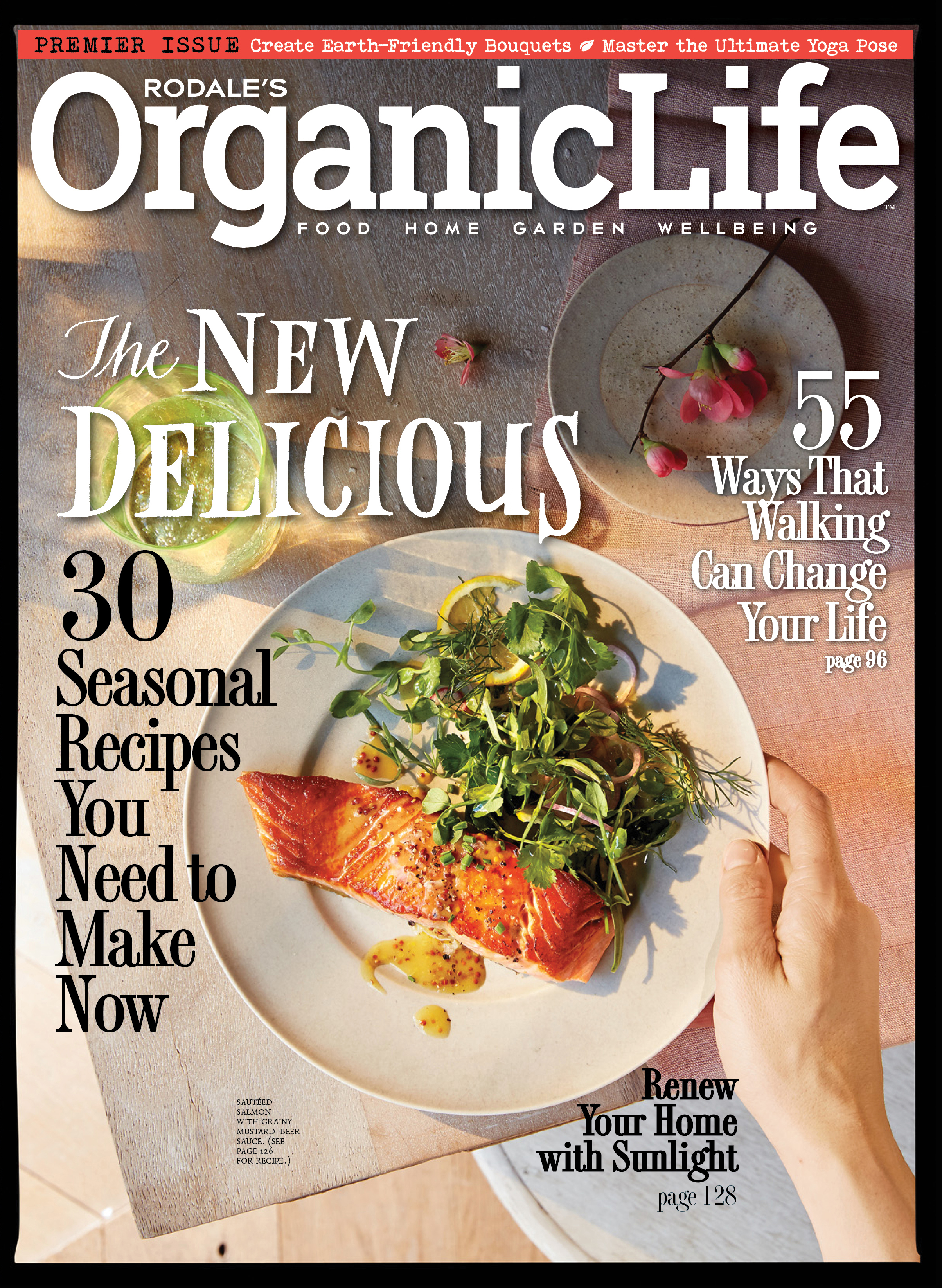 Summer Cookbook Roundup + Special Offer for Organic Life Magazine!