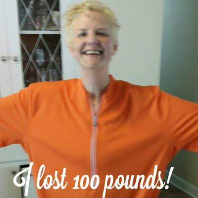 Thoughts on Losing 100 Pounds