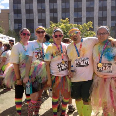 Color Run Recap