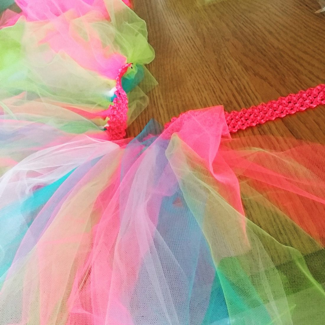 Make a Race Day Tutu