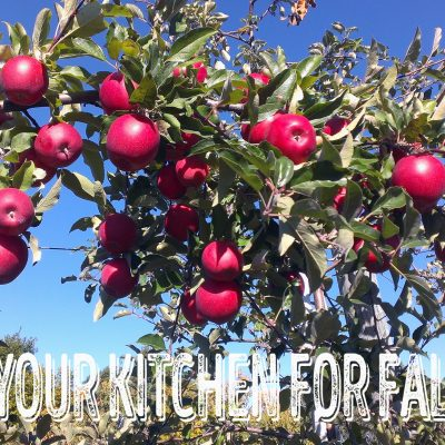 Reset Your Kitchen for Fall