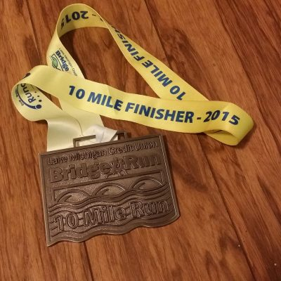 10 Mile Race Recap [Hint: It's all in My Mind]