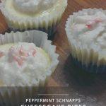 Peppermint Schnapps Cheesecake Bites
