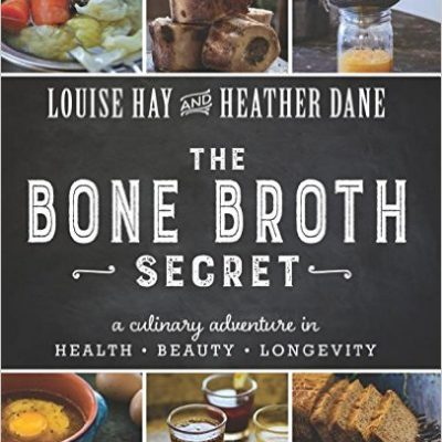 Bone Broth Secret {Book Review + Beef Bone Broth Recipe}
