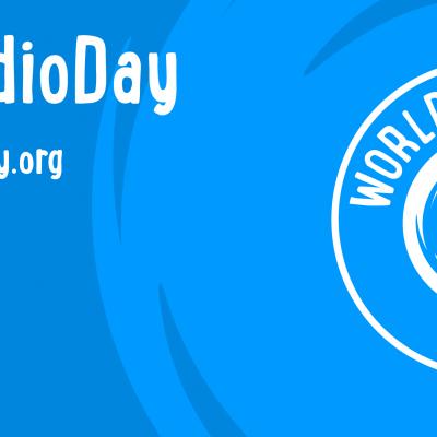 Radios #AddJoy #WorldRadioDay
