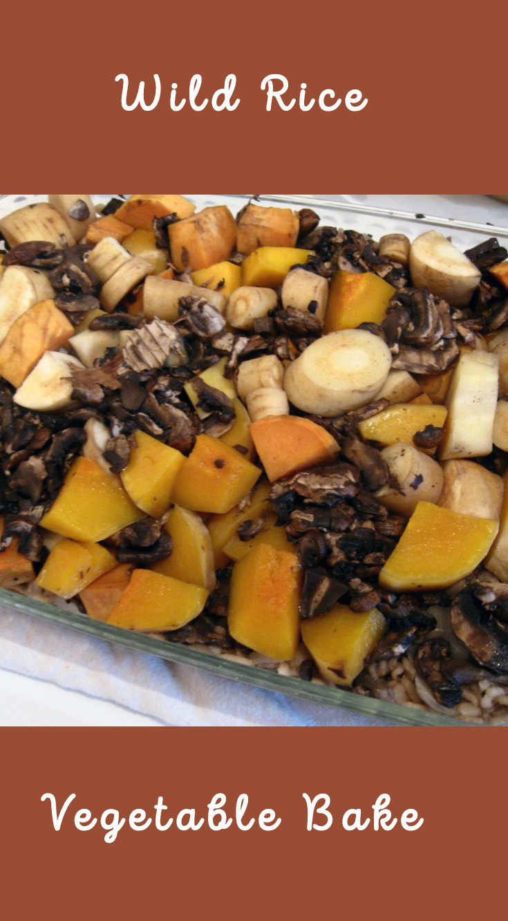 Winter root vegetables take center stage in this easy side/main dish.