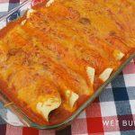 West Michigan Wet Burritos #SundaySupper
