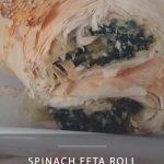 Spinach-Feta Rolls #SundaySupper