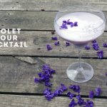 Violet Hour Cocktail #SundaySupper