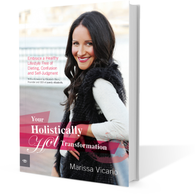 Your Holistically Hot Transformation {Author Interview + Giveaway}