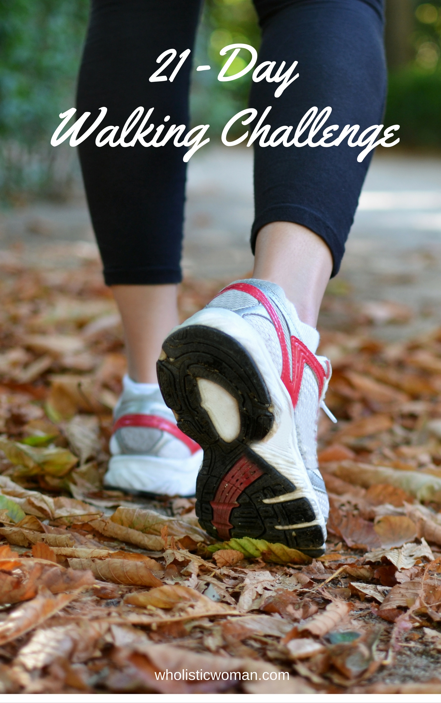 21 Day Walking Challenge