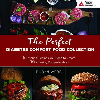 Master Pasta Salad Recipe from The Perfect Diabetes Comfort Food Collection