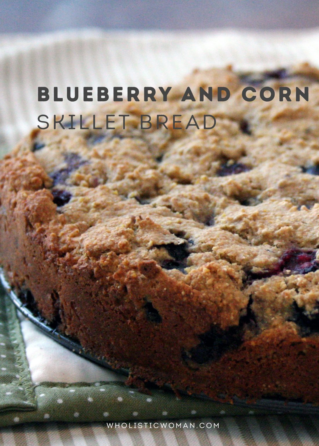 blueberrycornskilletbread