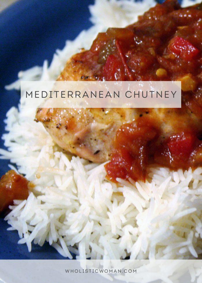 mediterranean chutney