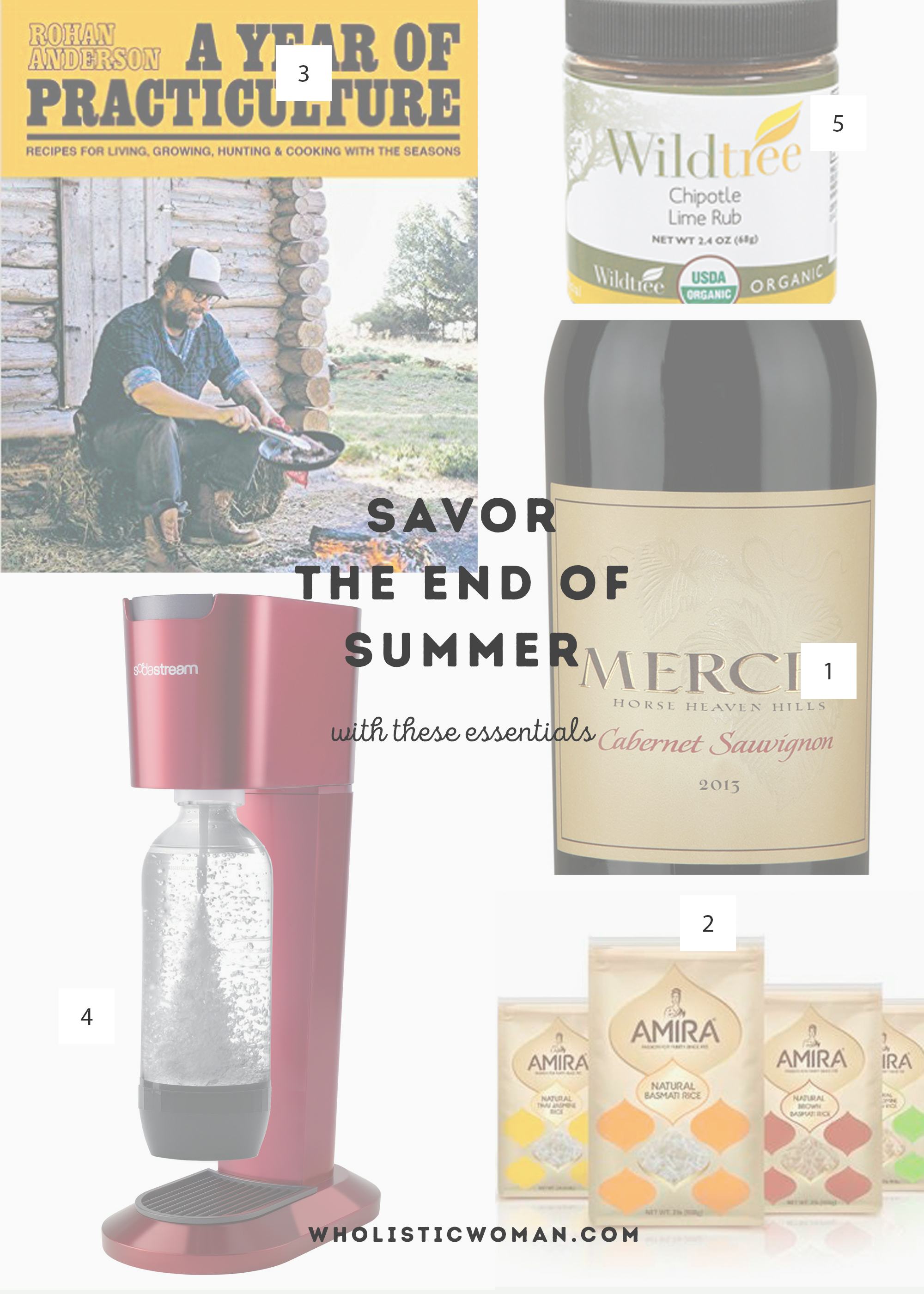 Savor the End of Summer with these Essentials