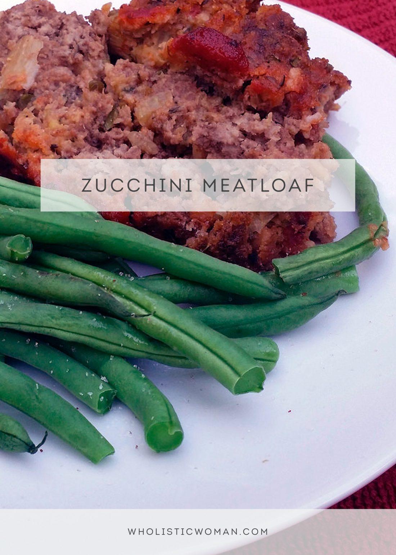 zucchinimeatloaf