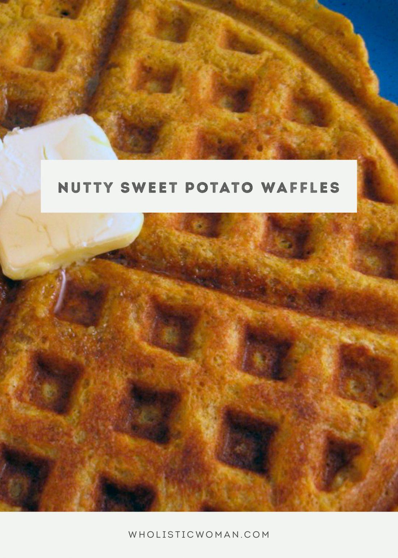 sweetpotatowaffles