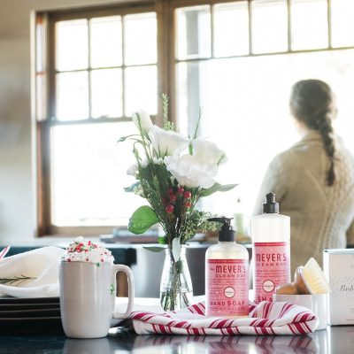 Holiday Cleaning Tips  + Free Seasonal Set from Grove Collaborative